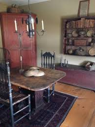 primitive kitchen furniture 104 best primitive dining room images on kitchen