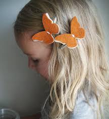 butterfly for hair felt butterfly hair make it butterfly hair