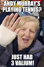 Andy Murray Meme - lebron james imgflip