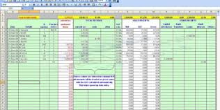 Free Accounting Spreadsheets by Free Accounting Software Accounting Spreadsheets Free Free