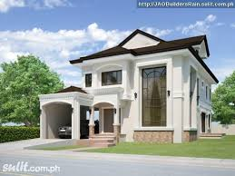 House Design With Floor Plan Philippines House Designs Free Estimate Design Philippines Casa Con El