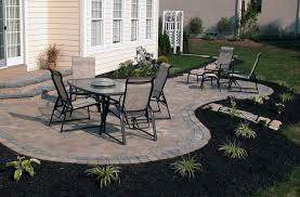 Pavers Ideas Patio Step Down To Patio Ideas Available Features And Options