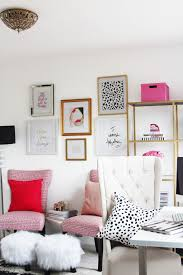 Girly Office Desk Accessories Sumptuous Design Inspiration Chic Office Decor Perfect Ideas Work