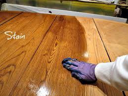 laminate table top refinishing refinished table painted base laminate surface hometalk