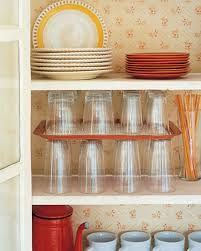 how to clean cabinets in the kitchen kitchen organizing tips martha stewart