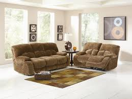 Tan Sofa Set by Fawn Casual Brown Ultra Plush Power Motion Sofa Set Sofa Sets
