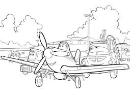 dusty chug gang coloring free printable coloring pages