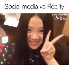 Social Media Meme - social media vs reality social media meme on sizzle