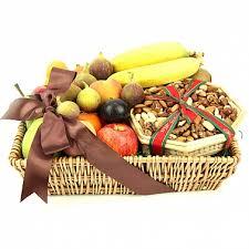 send fruit basket gourmet fruit n nut basket send fruit basket uk