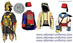 Ottoman Empire World War 1 Ottoman Uniforms Home Of Ottoman Uniforms