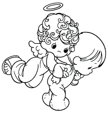 coloring page angel visits joseph coloring page angel free religious coloring pages angels coloring