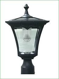 Patio Post Lights Post Lights Outdoor Patio Lighting L Posts Home Solar Led