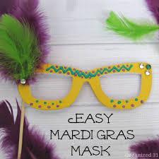diy mardi gras mask easy diy mardi gras mask party ideas