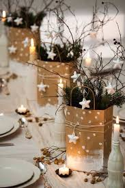 simple table decorations for christmas party table decor centerpiece pinterest decoration christmas décor