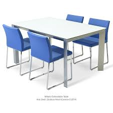 Extendable Table by Milano Extendable Table By Sohoconcept Modern Dining Tables
