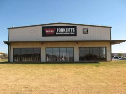 wiese forklift service parts rental in springdale arkansas
