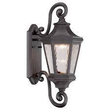 the great outdoors 71822 143 l hanford pointe 21 3 4 h 1 light led