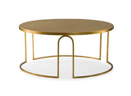 Gold Coffee Table Tray by 25 Best Round Coffee Tables Ideas On Pinterest Round Coffee