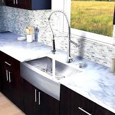 kitchen sink and faucet sets delightful farmhouse stainless steel kitchen sink faucet ideas