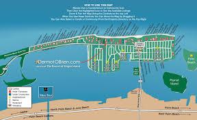 Palm Beach State Map West Palm Beach Fl Map Map Canada