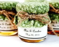 honey jar favors mini honey jars etsy