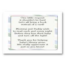 bring book instead of card to baby shower wonderful baby shower invitation wording bring books instead of
