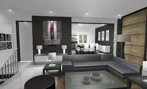 deco design cuisine deco salon design contemporain idées décoration intérieure
