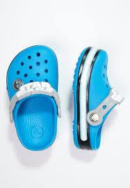 star wars crocs light up crocs crocslights star wars jedi sandals ocean light grey kids