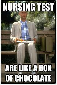 Life Is Like A Box Of Chocolates Meme - 24 best nursing memes images on pinterest nursing memes funny