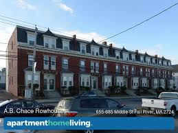 a b chace rowhouses apartments fall river ma apartments for rent