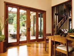 Patio Door Design Atrium Sliding Glass Patio Doors