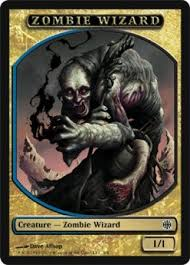 zombie wizard token alara reborn alara reborn singles magic