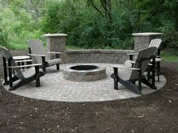 Firepit Blocks Pit Blocks Home Depot Pit Ideas