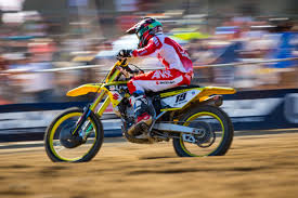 motocross news suzuki and rch conclude partnership motocross racer x online