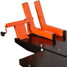motorcycle lift table for sale black widow prolift heavy duty air hydraulic motorcycle lift table