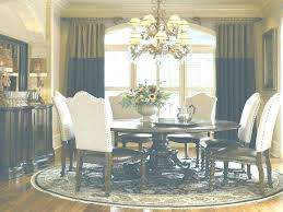luxury round dining table luxury round dining room sets home design