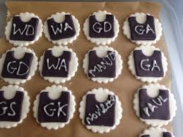 netball cupcake toppers could make these for the final game