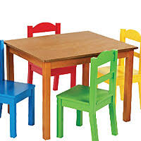 tot tutors table and chair set innovation table and chairs set tot tutors focus wood table 4