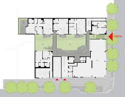 fougeron architecture clads a san francisco condo building in dark