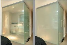 Smart Glass Shower Door Smart Glass For Shower Wall Clear When Opaque When Turned On