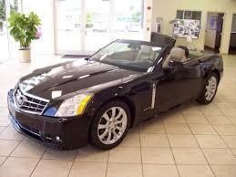 cadillac xlr black 2009 cadillac xlr platinum convertible cadillac colors