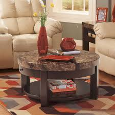 Flip Top Coffee Table by Kraleene Round Lift Top Coffee Table U2013 Jennifer Furniture
