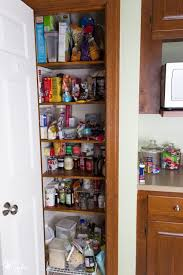 Organizing Kitchen Pantry - real gorgeous organized kitchen pantry