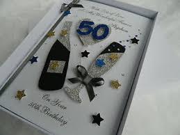 handmade personalised birthday card boyfriend husband friend
