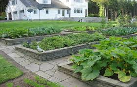 Planning A Raised Bed Vegetable Garden by Some Basic Raised Bed Vegetable Garden Plans Home Design Ideas