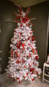 Red White Christmas Decorations by Red White And Silver Christmas Decorations Gifts For Exciting Tree