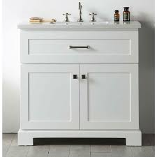 White Bathroom Vanity With Carrera Marble Top by Best 20 Bathroom Vanities Without Tops Ideas On Pinterest