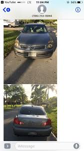 infiniti g35 questions infiniti 03 04 g35 can it be a