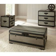 coffee table dark wood chest coffee table modern tables vintage