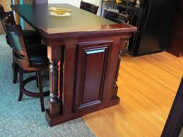 kitchen island table legs reeded dining table legs repurposed cabinet door are a